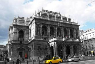 Opera House of Budapest