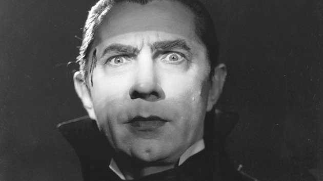 Drakula (actor: Béla Lugosi)